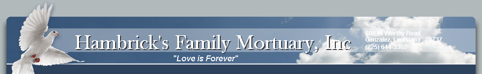 Hambrick Family Mortuary, Inc.